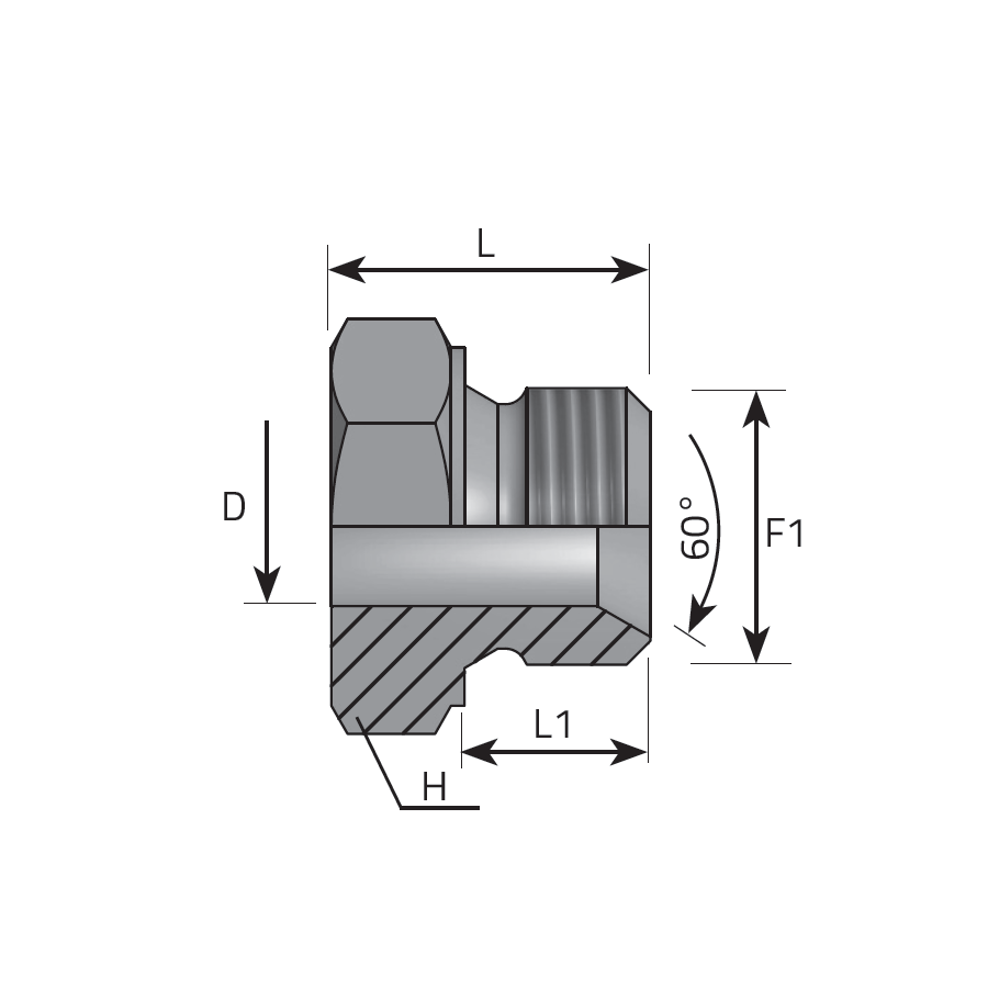 Welding Adapter Bspp Vitillo Gas Line Diagram