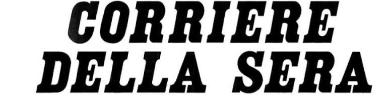 Risultati immagini per corriere sera logo